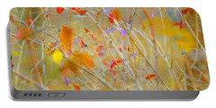 The Abstract Of Nature Portable Battery Charger