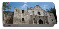 The Alamo Texas Portable Battery Charger