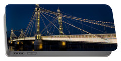 The Albert Bridge London Portable Battery Charger