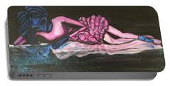 The Alien Ballerina Portable Battery Charger