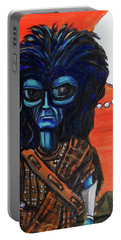 The Alien Braveheart Portable Battery Charger