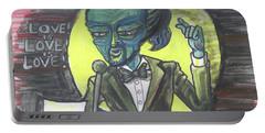The Alien Lin-manuel Miranda Portable Battery Charger