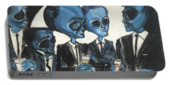 The Alien Rat Pack Portable Battery Charger