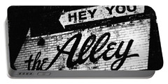The Alley Chicago Portable Battery Charger