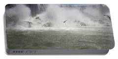 The American Falls Of Niagara Portable Battery Charger