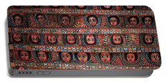The Angels Of Debre Birhan Selassie Church Portable Battery Charger