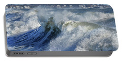 The Angry Sea Portable Battery Charger