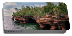 The Apostle Islands Portable Battery Charger