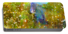 The Approach Of Autumn Portable Battery Charger by LemonArt Photography