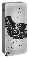 The Art Of A Vintage Angel Portable Battery Charger