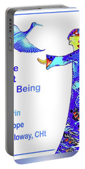 The Art Of Being. . .  Portable Battery Charger