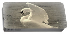 The Art Of The Swan  Portable Battery Charger