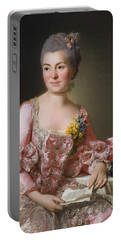 The Artist Marie Suzanne Giroust Portable Battery Charger