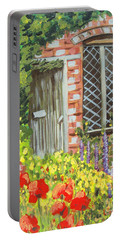 The Artist's Cottage Portable Battery Charger