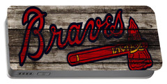 The Atlanta Braves 3h    Portable Battery Charger