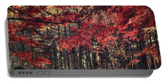 The Autumn Colors Portable Battery Charger