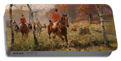 The Autumn Hunt Portable Battery Charger