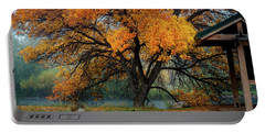 The Autumn Tree Portable Battery Charger