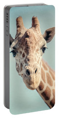 The Baby Giraffe Portable Battery Charger by Lisa Russo