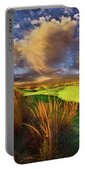 The Back Nine Portable Battery Charger by Phil Koch