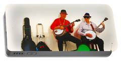 The Banjo Dudes Portable Battery Charger