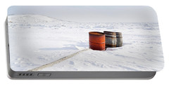 The Barrels Portable Battery Charger