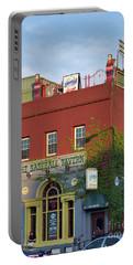Portable Battery Charger featuring the photograph The Baseball Tavern Boston Massachusetts  -30948 by John Bald