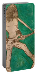 The Bassist  Portable Battery Charger