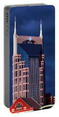 The Batman Building - Nashville Portable Battery Charger