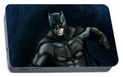The Batman Portable Battery Charger by Vinny John Usuriello