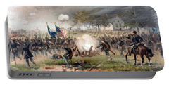 The Battle Of Antietam Portable Battery Charger