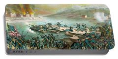 The Battle Of Fredericksburg Portable Battery Charger