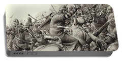 The Battle Of Hastings Portable Battery Charger