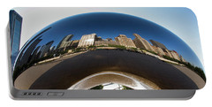 The Bean's Early Morning Reflections Portable Battery Charger