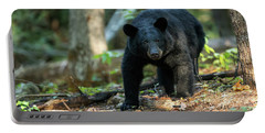 Portable Battery Charger featuring the photograph The Bear by Everet Regal