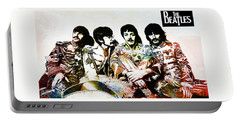 The Beatles--sargent Peppers Lonely Hearts Club Band Portable Battery Charger