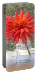 The Beauty Of Flowers Portable Battery Charger