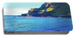 Portable Battery Charger featuring the photograph The Beauty Of Northern Irelandd by Alan Lakin