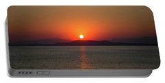 The Beauty Of Sunset Portable Battery Charger