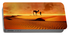 The Bedouin Portable Battery Charger