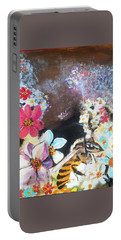The Bee Portable Battery Charger by Francine Heykoop