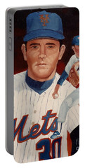From The Mets To The Rangers Portable Battery Charger