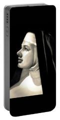 The Bell's Of St. Mary's  Portable Battery Charger by Fred Larucci