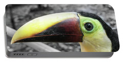 The Big Toucan Portable Battery Charger