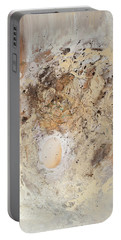 The Birth Of Universe Abstract Portable Battery Charger