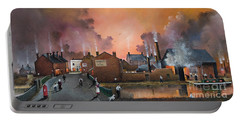 The Black Country Village Portable Battery Charger
