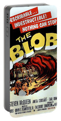 The Blob  Portable Battery Charger