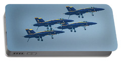 The Blue Angels Portable Battery Charger