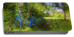 The Blue Bicycle Portable Battery Charger