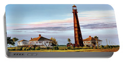 The Bolivar Lighthouse Portable Battery Charger